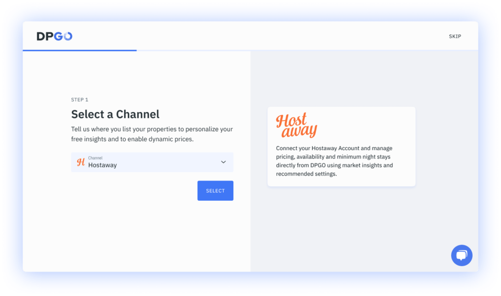 Connection channels
