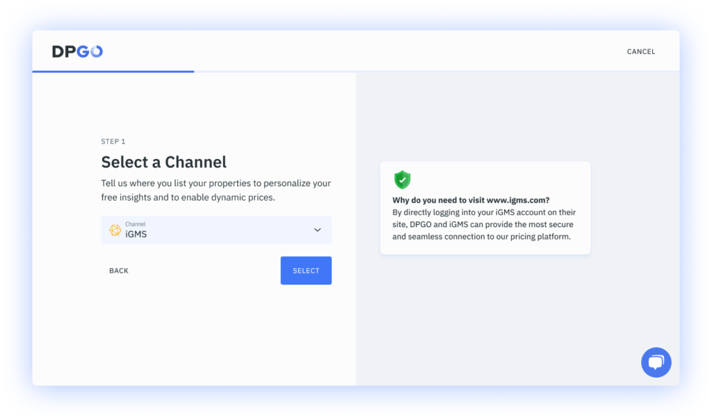 Step-1 — Select Platform